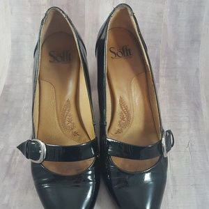 Sofft Patent Leather Mary Janes
